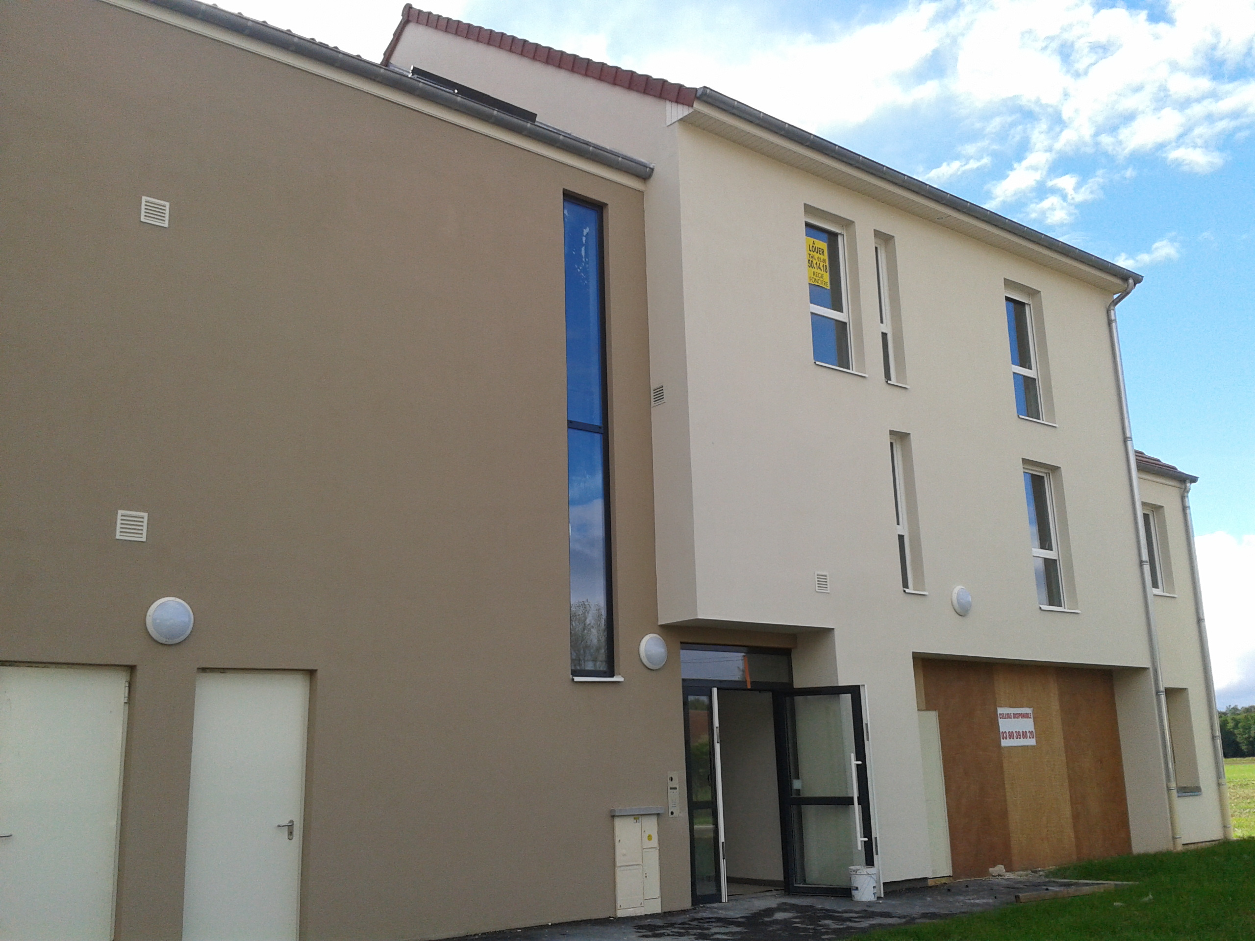 APPARTEMENT TYPE 3 NEUF